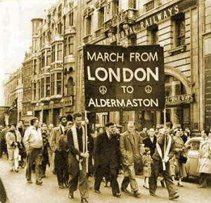 Aldermaston 1958 -  Copyright VIP Films