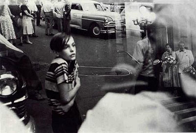 Louis Faurer: The Accident (1952)