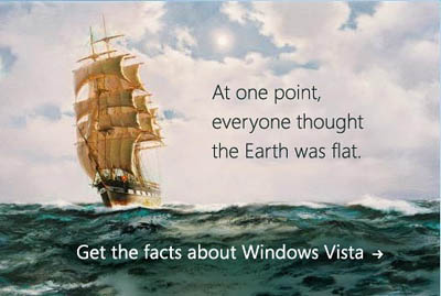 Microsoft: Facts about Vista