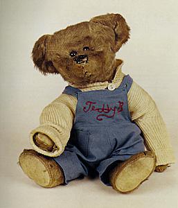 Teddy--B