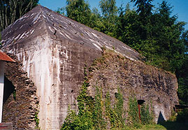The guard's bunker, Adlerhorst